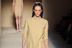 The Max Mara Spring 2012 Collection Updates Camel with Seafoam Blue