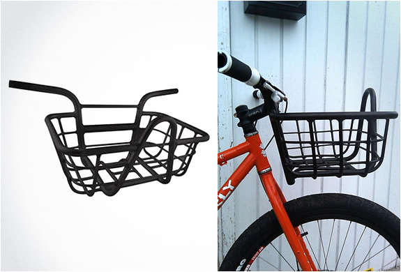 Manly Bike Baskets
