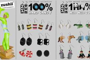 Zushii '100 Percent Hard Candy' Accessories Are Sweet Wearable Treats