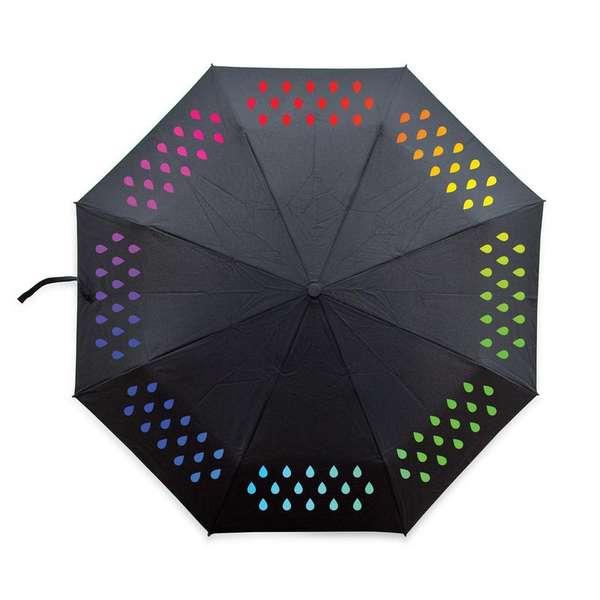 Colour Change Umbrella