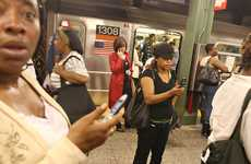 NYC Subways Will Introduce Phone Connectivity for Busy Commuters