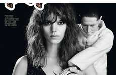 49 Fiery Freja Beha Erichsen Editorials - From Vogue to Terry Richardson, Everyone Wants Freja
