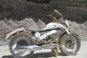 Dan Tanenbaum Crafts Intricate Watch Parts Motorcycles