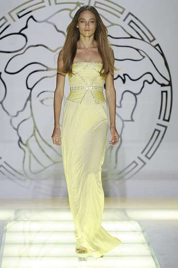 Versace Spring/Summer 2012