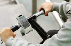 Bicycle Stereo Speakers - The Horn Bike by Bone Lets You Play Your Favorite Tunes