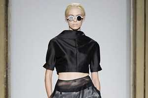 The Albino Spring 2012 Collection is Curiously Avant-Garde