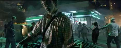 FedEx Zombie Outbreak Commercial