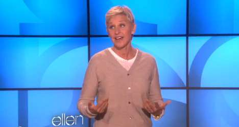 Fall Trends With Ellen DeGeneres