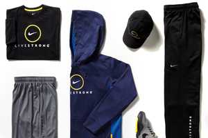Nike LIVESTRONG 2011 Collection Offers High Performance for Runners