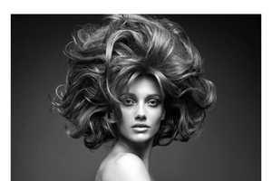 'The Ecletic Portrait' Numero #127 Shoot is Hair-Raisingly H