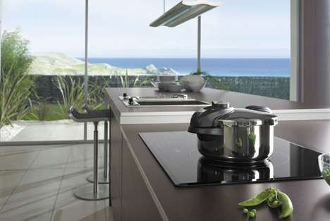 Eco-Friendly Cooking Ranges - The Fagor Portable Induction Cooktop Brings the Kitchen Everywhere