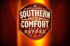 Southern Comfort's 'Fiery Pepper' Whiskey Reaches Another Level of Heat