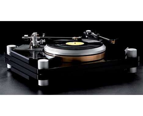 Modernized Vinyl Players