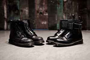 The Underground x Dr. Martens FW 2011 Collection is Seriously Badass