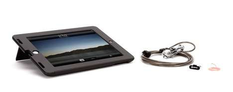 High Security Tablet Locks - Griffin TechSafe Case Offers Serious Protection from Bumps and Thieves