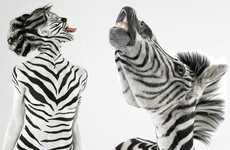 Safari Animal Similarities