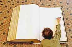 Ginormous Handwriting Books
