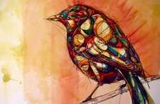Arresting Avian Art