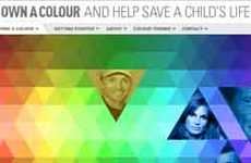 'Own a Colour' Campaign Aims to Raise Money for UNICEF