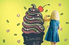 Wacky Wall Decals - WallCandy Arts Will Add Color, Energy and Sweetness to Every Space