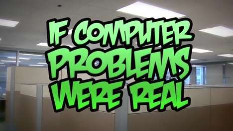 If Computer Problems Were Real