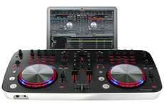 Compact Amateur DJ Gear - Mix Music Anywhere with the DDJ-ERGO