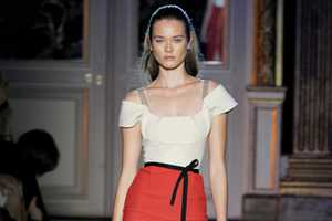 The Roland Mouret Spring 2012 Collection Showcases Parisian Elegance