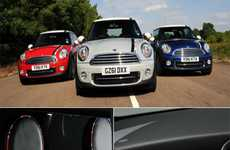 Sporty Patriotic Compacts - MINI Cooper London Olympics Edition Celebrates the Games Across the Pond