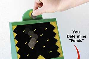 The 50/50 Savings Bank Decides How to Divide Your Dollars