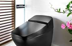 Slick High-Tech Toilets