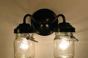 Lamp Goods Transforms Canning Jars into Illumination