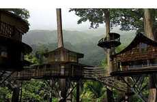54 Tremendous Towering Treehouses