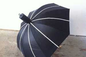 The CCD-Me-Not Umbrella Keeps You Safe from Government Surveillance