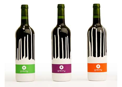 Gravity Wine Packaging