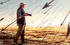 Target Practice Prints - These Columbia Sportswear Ads Remind You of the Rays' Risks