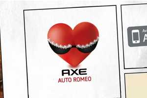 The Axe Auto Romeo App Will Help Juggle Your Textual Relationships