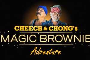 The FiberOne Cheech and Chong Trailer is Out of this World