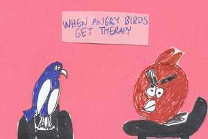 'When Angry Birds Get Therapy' is Full of High-Flying Hilarity