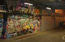 Subterranean Echo Concerts - Oliver Beer Hosts a Live Performance Under Waterloo Subway Station