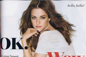 The Kristen Stewart 'Glamour' November 2011 Cover is Not