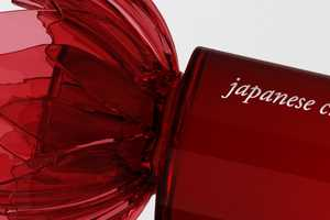 Japanese Cherry Blossom Packaging Hints at the Sweet Scent Within