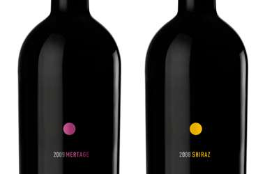 Dot Wine Packaging