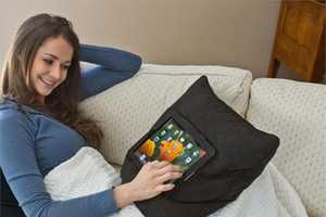 The TyPillow is Perfect for Intense Tablet Users and Narcoleptics