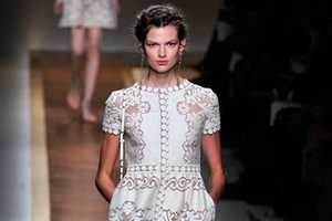 The Valentino Spring 2012 Collection is Stunningly Sweet
