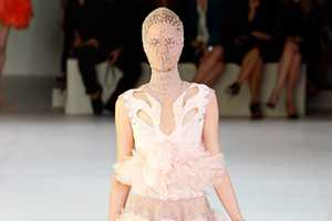 Alexander McQueen Spring 2012 Channels Extreme Excess