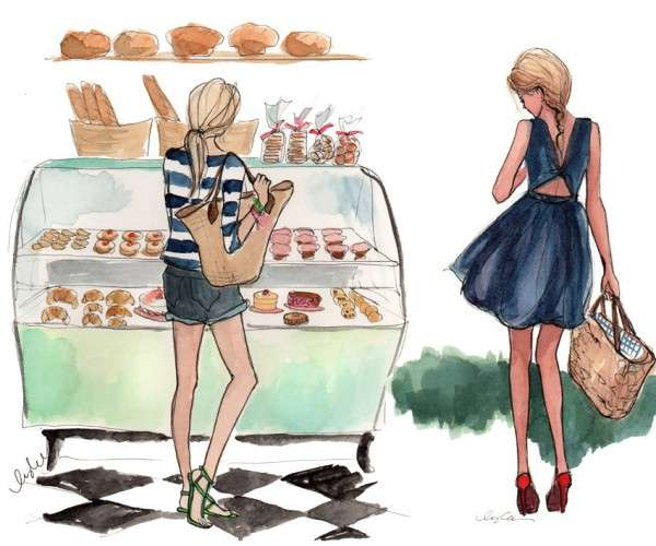 Inslee Haynes Fashion Illustrations 4