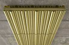 Organ Pipe Ornamental Radiators