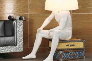 Bizzotto Life Size Lamps Humanize the Design of Your Home