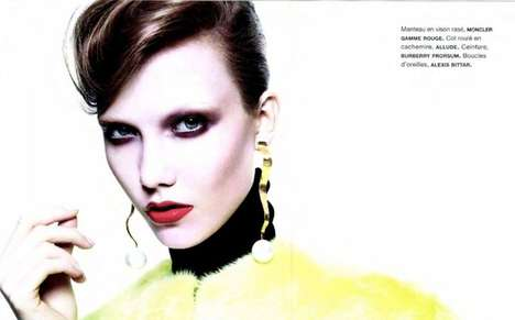 Karlie Kloss for Numero Magazine