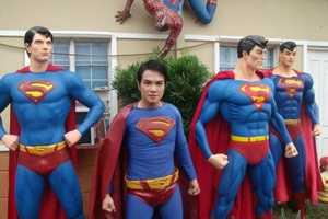 Hubert Chavez Undergoes Superman Plastic Surgery to Become Clark Kent
